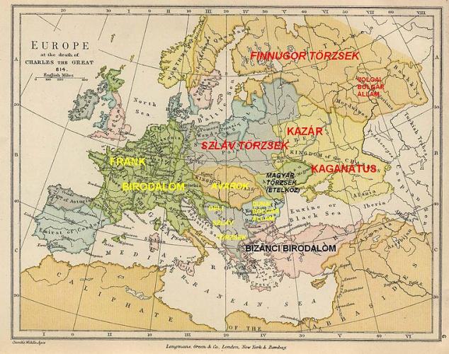 Mi Varta Almos Nepet Europaban A Turulmadar Nyoman